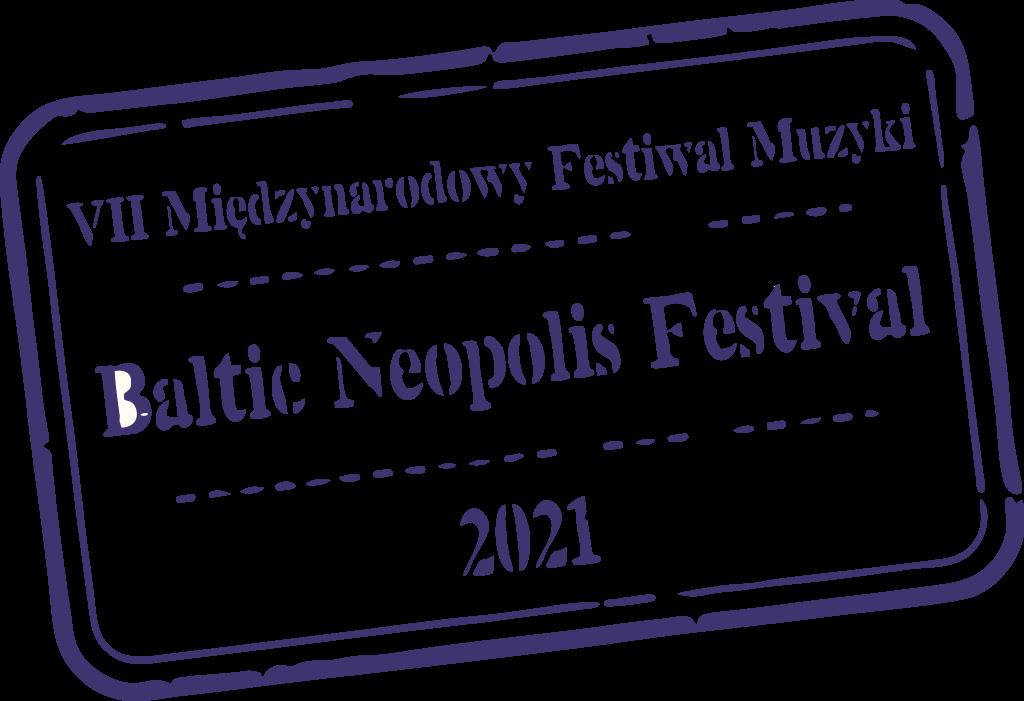 BalticNeopolisFestiwalLogo